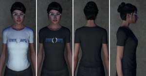 MMORPG.com T-shirt