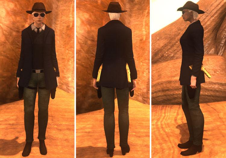 secret world legends pistol guide