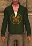 Dragon Esports jacket, green
